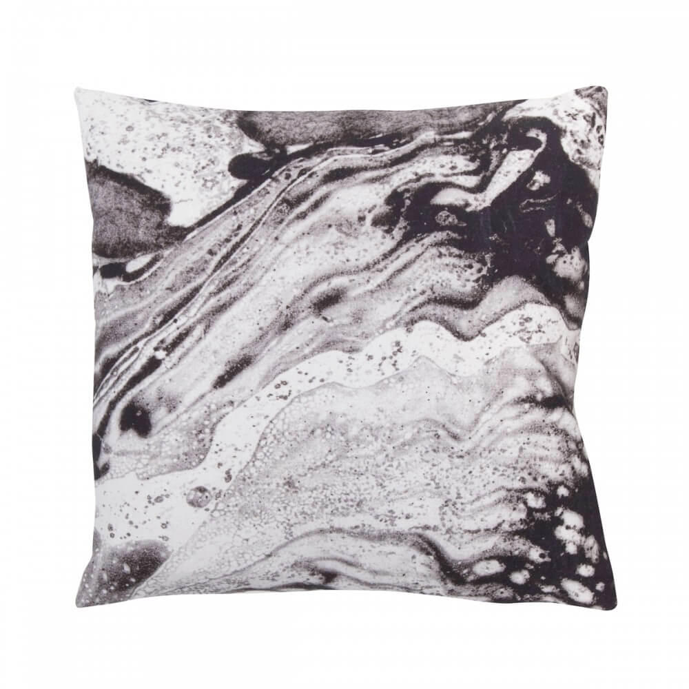 Cosmos Grey Cushion