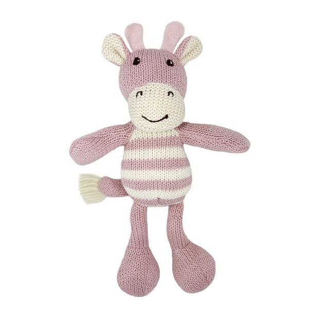 Ellie The Giraffe Rattle