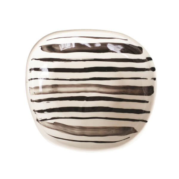 Stripe Large Bowl