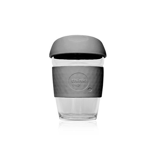 Think Cup Charcoal 12oz