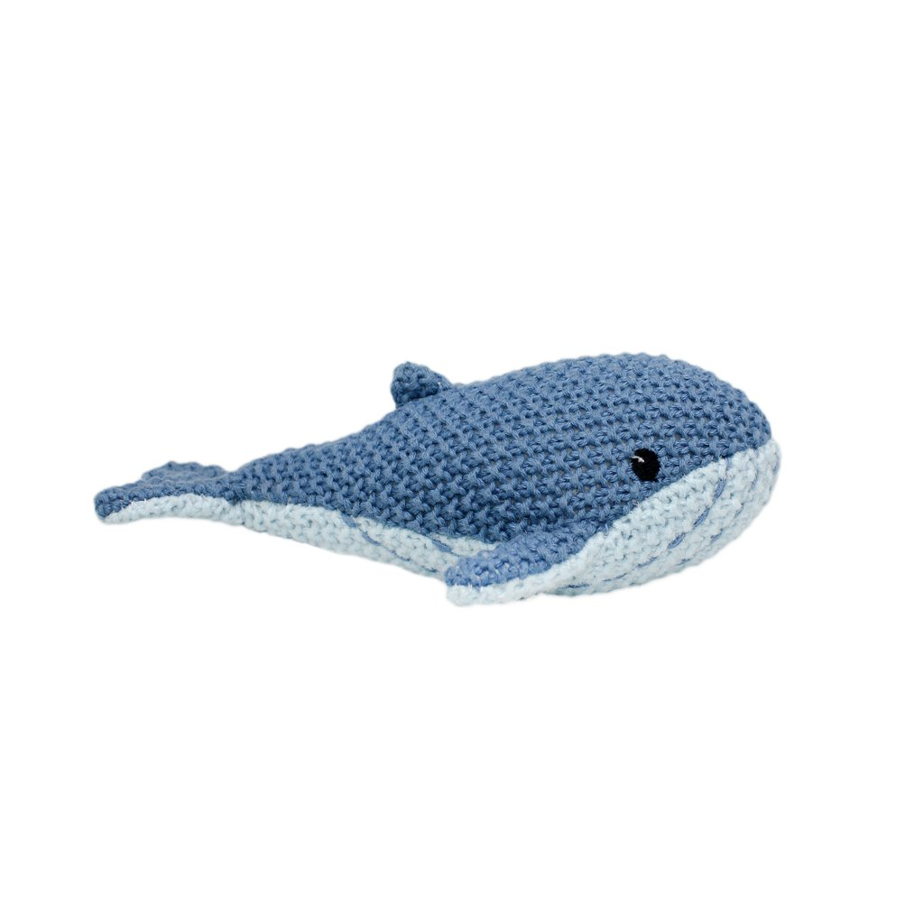 Walter The Whale Rattle