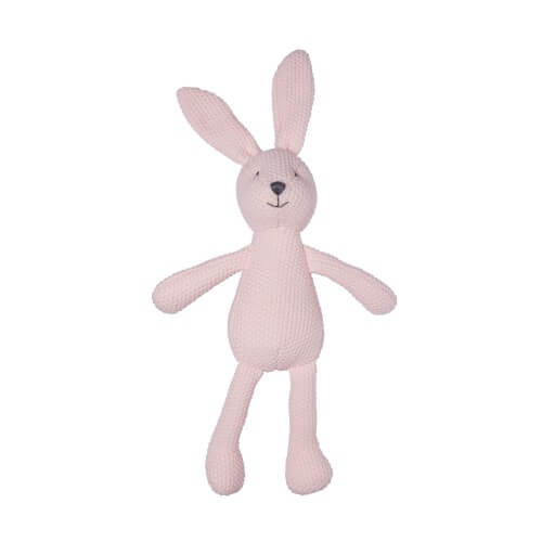 Wild Ones Bunny Pink Doll