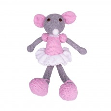 Belle The Ballerina Soft Toy