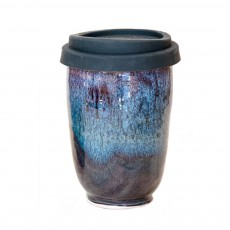 Deep Sea Blue 16oz Takeaway Cup