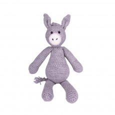 Duke The Donkey Soft Toy