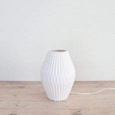 Geometric Small Table Lamp