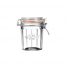 Kilner Faceted Clip Top 045ltr Jar