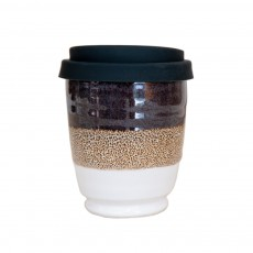 Leopard 12oz Ceramic Cup