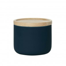 Matt Navy Small Canister