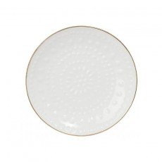 Porcelain With Gold Rim Trinket Dish