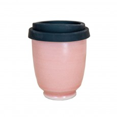 Rose 12oz Takeaway Cup